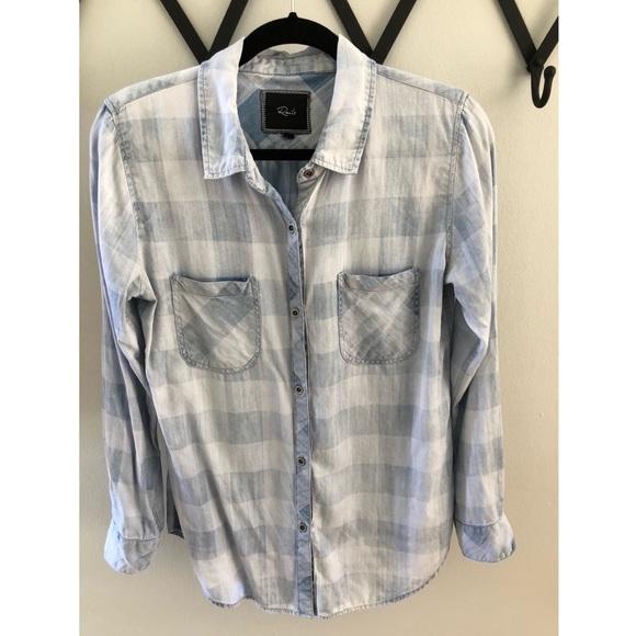 0394519e595 Rails Buffalo Plaid Shirt. M 5b51e6e004e33d508750f68c